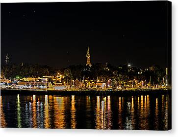 Port Lights Canvas Print