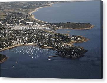 Port Navalo, Morbihan Canvas Print
