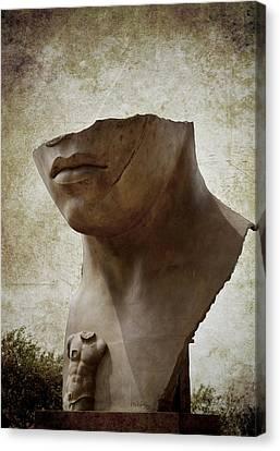 Porta Italica Canvas Print by RicardMN Photography