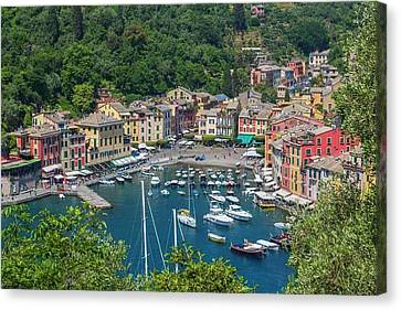 Portofino, Italy Canvas Print by Ken Welsh