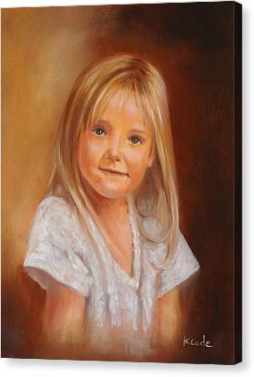 Portraits Canvas Print