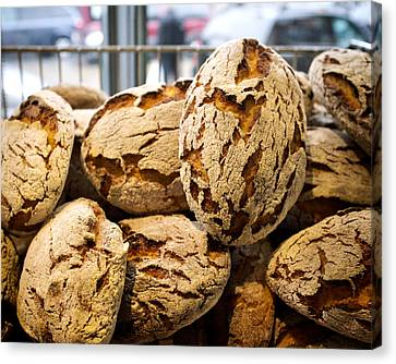 Portuguese Bakery In Toronto Canvas Print