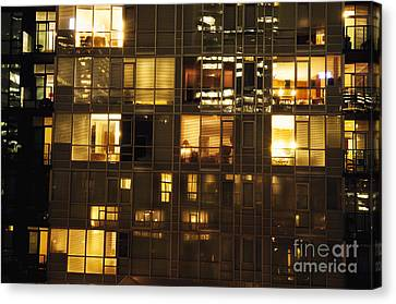 Canvas Print featuring the photograph Posh Dccxliii by Amyn Nasser