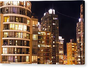 Canvas Print featuring the photograph Posh Neighbors Dccxl by Amyn Nasser