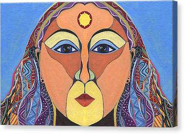 Positive Influence Canvas Print