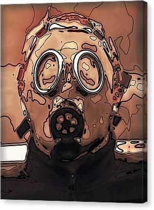 Post Apocalypse Canvas Print