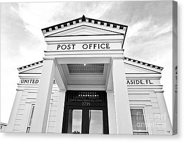 Post Office Canvas Print by Scott Pellegrin