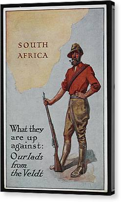 Postcards Canvas Print - Postcard Circa 1905 - 1918 by British Library
