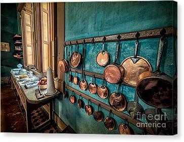 Pots And Pans Canvas Print