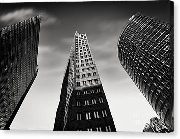 Bahn Canvas Print - Potsdamer Platz 2 by Rod McLean