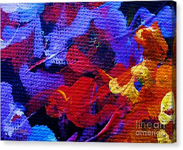 Power Canvas Print by John Clark