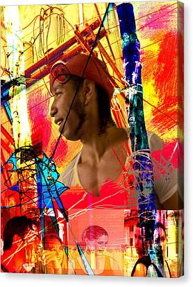 Power Of Cuba 1 Canvas Print