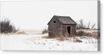 Prairie Silence... Canvas Print