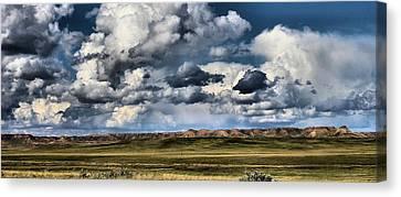 Prairie Spring Canvas Print