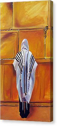 Prayer II Canvas Print