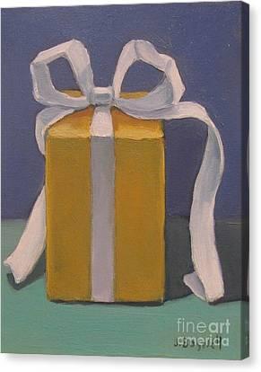 Present Series 4 Canvas Print by Jennifer Boswell