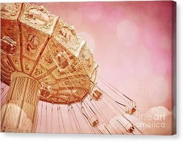 Carnival - Pretty In Pink Canvas Print