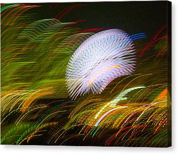 Pretty Little Cosmo - 3 Canvas Print