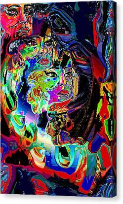 Prey Canvas Print by Natalie Holland