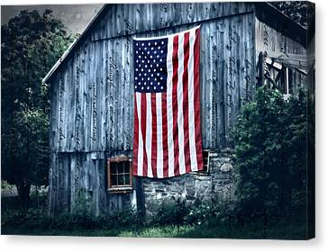 Independance Canvas Print - Pride by Expressive Landscapes Fine Art Photography by Thom