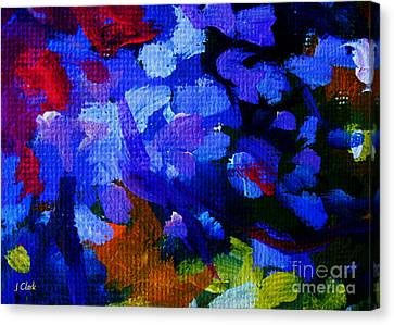 Primary Canvas Print by John Clark