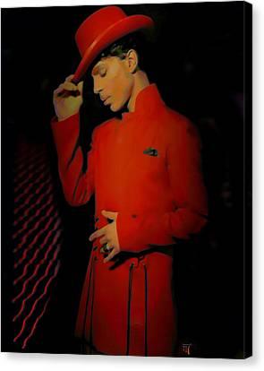 Prince 2 Canvas Print by  Fli Art