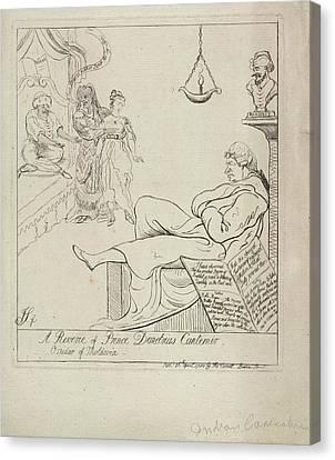 Prince Demetrius Cantemir Canvas Print by British Library