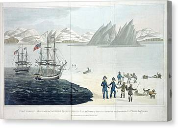 Prince Regents Bay Canvas Print