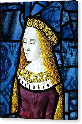 Princess Cecily C.1485 Canvas Print by English School