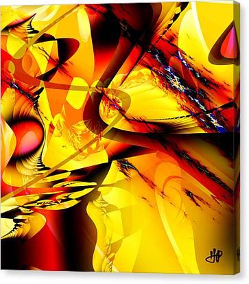 Princess Hat Canvas Print by Hai Pham