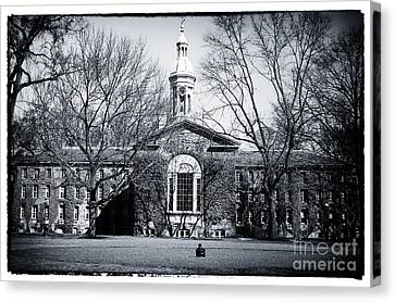 Princeton University Canvas Print by John Rizzuto