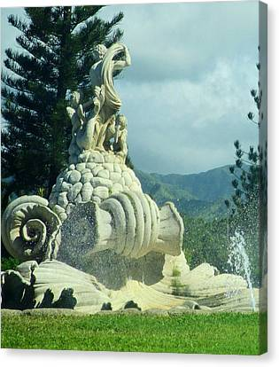 Canvas Print featuring the photograph Princeville Revisited by Alohi Fujimoto