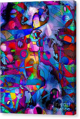 Prism K.w.two Canvas Print