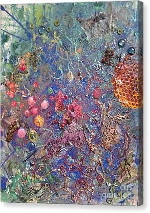 Prism Canvas Print by Megan Henrich