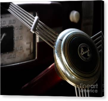 Classic Cars Canvas Print - Product Of Buick  by Steven Digman