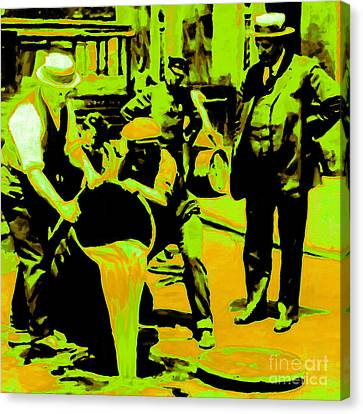 Prohibition 20130218p45 Canvas Print by Wingsdomain Art and Photography