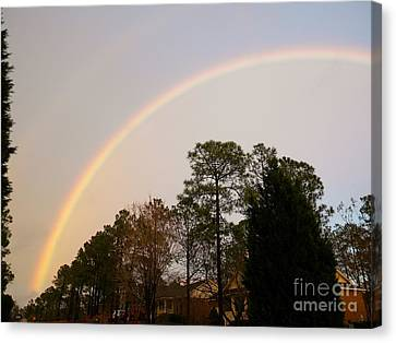 Promises 2014 Canvas Print by Matthew Seufer