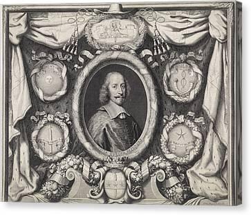 Promotional Print Of Raymundus Berenger Of Lorraine 1660 Canvas Print