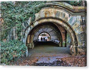 Prospect Park Passage - Brooklyn Canvas Print