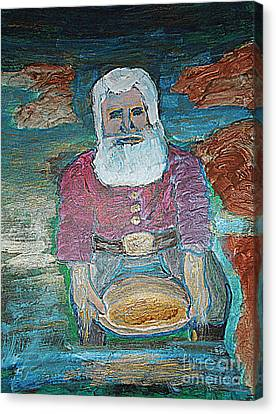 Prospector 1 Canvas Print by Richard W Linford