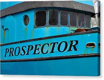 Prospector Canvas Print
