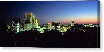Providence Ri Canvas Print by Panoramic Images