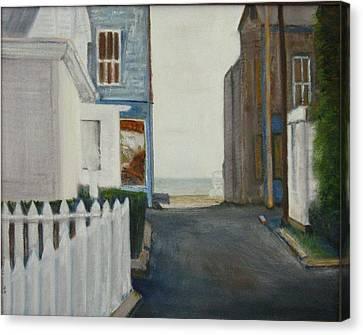 Provincetown Canvas Print
