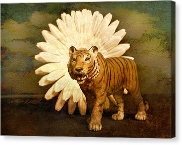 Tiger Canvas Print - Prowling by Jeff  Gettis