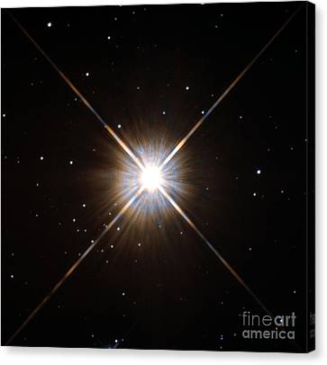 Proxima Centauri Canvas Print by Science Source