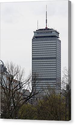 Prudential Tower Canvas Print