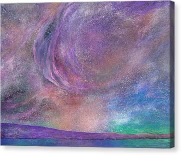 Psalm 96 11 No. 1 Canvas Print by J Michael Orr