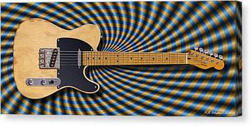 Psychatele 2 Canvas Print