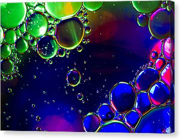Psychedelic  Canvas Print by Kelly Howe