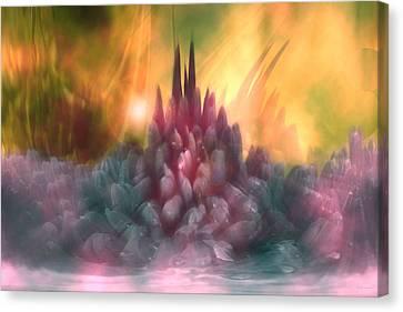 Psychedelic Tendencies   Canvas Print